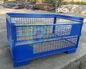 Blue Boy Automobile Parts Foldable Ms Pallet