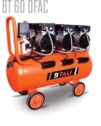 Air Compressor Oil Free BT 60 Btali OFAC