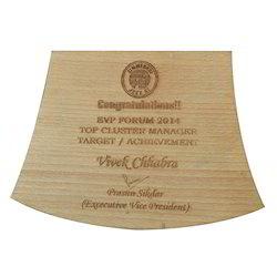 Wooden 5X7 Plaque