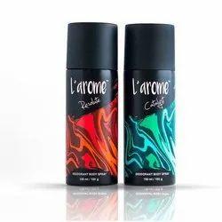Resolute, Catalyst & Rebel 150 ml Deodorant Body Spray
