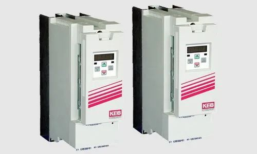 KEB Variable Frequency Drive 12F5A1D- 3A0A 4 kW