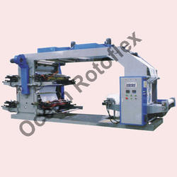 Flexo Graphic Printing Process Machine