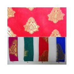 Silk Butta Fabric