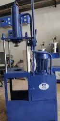 SS Casting Flask Hydraulic Breaker Machine