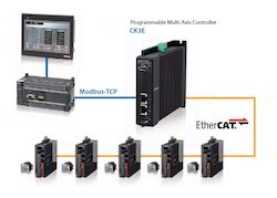 OMRON Automation - CK3E Motion Controller Manufacturer from Bengaluru