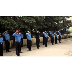 20 15 Day Security Guard Training Service
