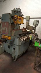 USED & OLD MACHINE -BROWN SURFACE MAGNET SIZE 200X600MM GRINDING MACHINE ON THE WAY