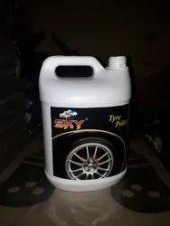 Tyre Shiner Polish