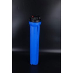 Blue Polypropylene PP Filter Housing, Size: 15 Inch