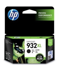 Hp 932 Xl High Yield Black Original Ink Cartridge