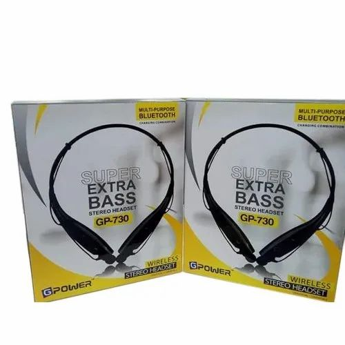 Bluetooth Headphones Multipurpose Bluetooth Headphones Wholesale Trader From Mumbai
