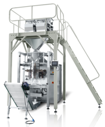 Auto Weighing & Bagging Machine
