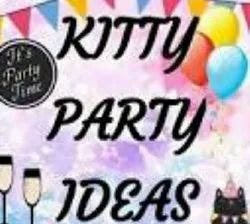 Event Management Services For Kitty Party