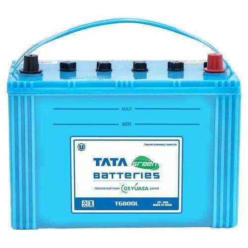 c7b28033a4 TATA TG Series Utility Vehicle Battery, Model Number: Tg800l, Capacity: 80  Amp