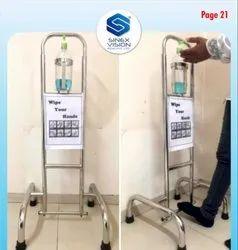 Sanitizer Dispenser Manual  - 3