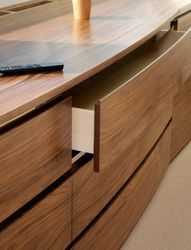 American Black Walnut Veneered Plywood