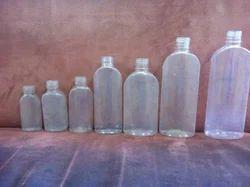 Plastic Cosmetic Oil Bottles