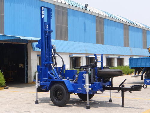 Water Well Drilling Rigs - PRD 500 Trolley Exporter from