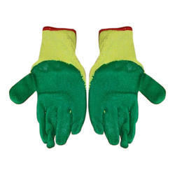 Nitrile Coated Cotton Hand Gloves