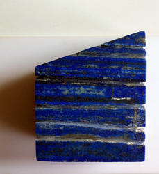 Natural Lapis Hand Carved Block