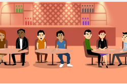 Spotlight Explainer Animation