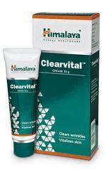 Himalaya Clearvital CREAM Clears wrinkles, vitalizes skin