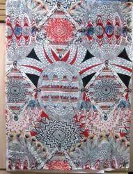 100 % Rayon Printed Scarves