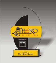 Hero Acrylic Trophy