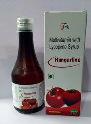 Multivitamin with Lycopene Syrup