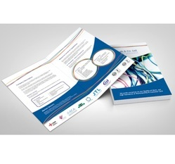 Promotional Folded Leaflets