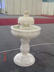 Two Tier Modern Fountain