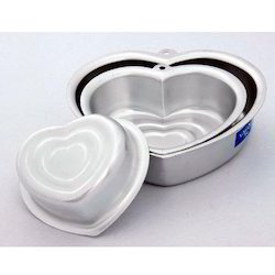 Contoured Little Heart Jelly Pans
