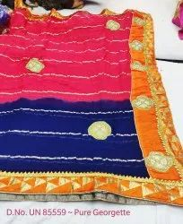 Heavy Work Designer Saree