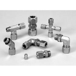 SS Parker Ermeto Hydraulic Tube Fitting