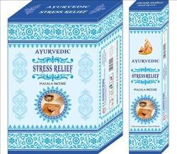 Ayurvedic Stress Relief Masala Incense Sticks