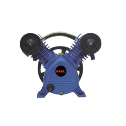 Reciprocating V-0.25/8 GAHL Belt Driven Lubricated Single Stage Air Compressor Pump Head