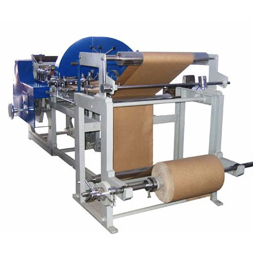 Fully Automatic Brown Paper Bag Making Machine, 220-240 V