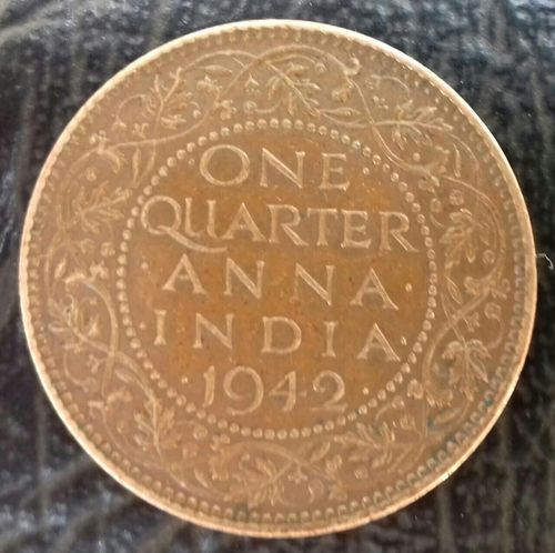 One Quarter Anna