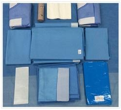 Poly General Surgery Drapes