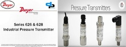 Dwyer 628-81-GH-P3-E1-S1 Pressure Transmitter 0-40 Bar