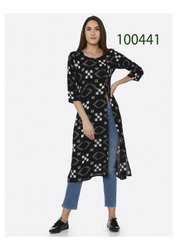 Exclusive Fancy Kurti By Parvati Fabric