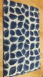 Cotton Dabu Indigo Hand Block Fabric