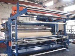 Textile Calendering Machine