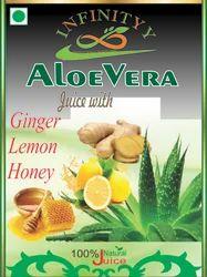 Alovera Honey Ginger Juice