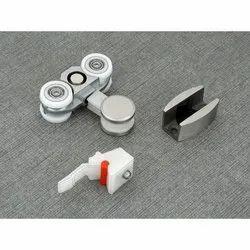 BSS-900S Glass Sliding System Set