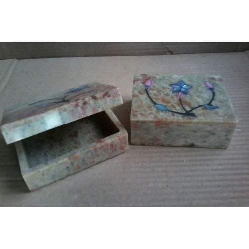 Marble Harshit Exports Decorative Jewellery Box