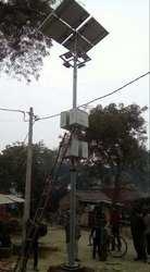 Solar LED High Mast