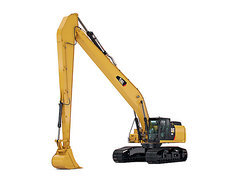 Long Reach Boom Arm Excavator Rental Services