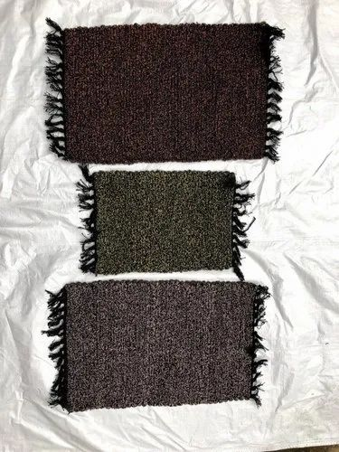 Cotton Puff Doormat