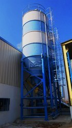 AAC Silo Storage Tank